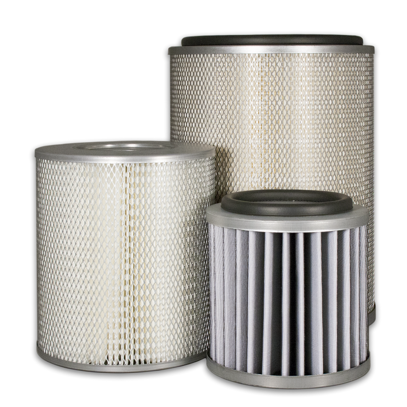 sidco metal end filters